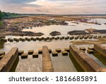 View Of Durgapur Barrage And ...