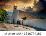 Sant Joan De Labritja Church In ...