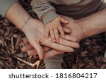 Uniting The Hands Of The Child  ...