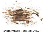 Wet Mud  Stains Texture...