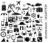 avión,ancla,bolsa,cámara,caravana,coctel,brújula,cangrejo,los fracasos,guitarra,plano,sandalias,ducha,maleta,tomar el sol