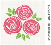 "embroidered ""satin stitch""... 