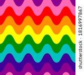 Seamless Lgbt Pride Flag As...