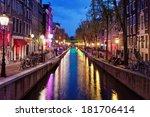 Amsterdam Red Light District B...