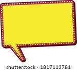 special price speech bubble... | Shutterstock .eps vector #1817113781