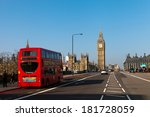 london    march 9. iconic... | Shutterstock . vector #181728059