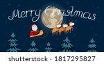 conceptual christmas greeting...