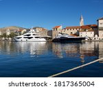 Trogir  Croatia September 2020...