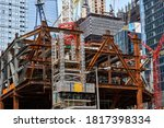 Showing The Construction Of A...