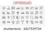 set of data analysis vector...