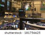 new york  ny   february 14 ... | Shutterstock . vector #181756625