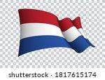 Netherlands Flag State Symbol...