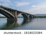 Old Concrete Bridge Over A...