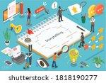 storytelling  creative content... | Shutterstock . vector #1818190277