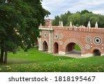 In Tsaritsyn Park Of The Xviii...