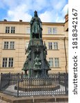 Bronze Statue Of Charles Iv In...