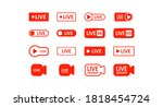 red live buttons  stream...