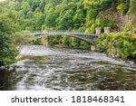 Craigellachie Bridge  A Cast...
