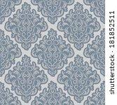 vector seamless backdrop.... | Shutterstock .eps vector #181852511