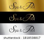spa pool character outline...   Shutterstock .eps vector #1818538817