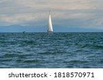 Beautiful And Peaceful Sailboat ...