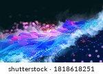 Abstract Neural Network 3d...