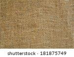 brownish sackcloth for...