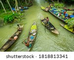 Floating Guava Market  The...