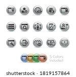 seo and digital martketing... | Shutterstock .eps vector #1819157864