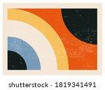 minimalist 20s geometric...   Shutterstock .eps vector #1819341491