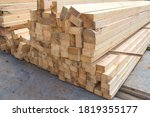 Large Wooden Beams For...