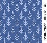 japanese nordic leaf vector...   Shutterstock .eps vector #1819403201