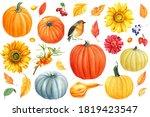 Autumn Clipart Of Pumpkins ...