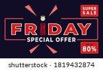 black friday background offer... | Shutterstock .eps vector #1819432874