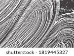 grunge texture. distress black... | Shutterstock .eps vector #1819445327