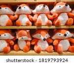 Cute And Funny Orange Foxes...