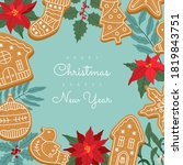 Christmas Greeting Cards  With...