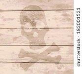 danger emblem | Shutterstock .eps vector #182001521