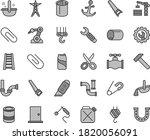 thin line gray tint vector icon ... | Shutterstock .eps vector #1820056091