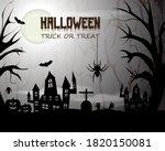 vector happy halloween banner ...