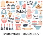 Bakery And Cooking Set  Kitchen ...