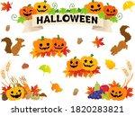 Halloween And Autumn Harvest...