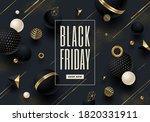 black friday template design... | Shutterstock .eps vector #1820331911