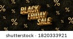 black friday sale design.... | Shutterstock .eps vector #1820333921