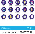 Finance Icons Including Lien ...