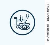 shopping cart icon. shopping... | Shutterstock .eps vector #1820450417