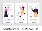 poster  flyer or mobile... | Shutterstock .eps vector #1820463341