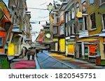 European Urban Landscape From...