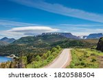 Table Mountains Of Gros Morne...