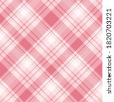 seamless pattern in pink colors ... | Shutterstock .eps vector #1820703221